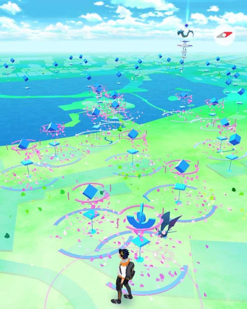 อุเอโนะ,อาซากุสะ, Pokemon, โปเกมอน, Pokemon Go, เกม, ท่องเที่ยว, ทัวร์