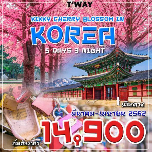 ทัวร์เกาหลี เที่ยวกรุงโซล เยือนโลกแห่งลานน้ำแข็ง One Mount (Snow Park) สวนแห่งความสงบยามเช้า ไร่สตรอว์เบอร์รี สวนป่ากรุงโซล หมู่บ้านวัฒนธรรมบุกชอน ช้อปปิ้งย่านดัง 5 วัน 3 คืน โดยสายการบิน T'way Air (TW)