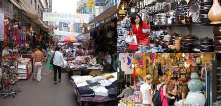 ตลาดนัมแดมุน ย่านช้อปปิ้งวิถีชีวิตพื้นเมืองชาวเกาหลี
