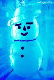 ห้องแสดงประติมากรรมการแกะสลักน้ำแข็ง Ice Gallery