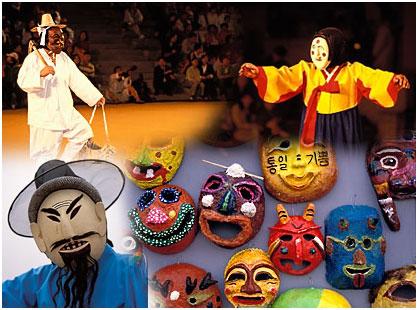 เทศกาลที่สำคัญของประเทศเกาหลี