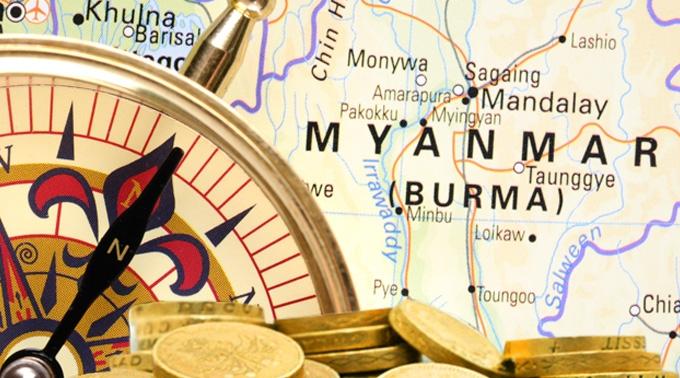 การเตรียมตัวก่อนการเดินทางไปสู่ประเทศพม่า
