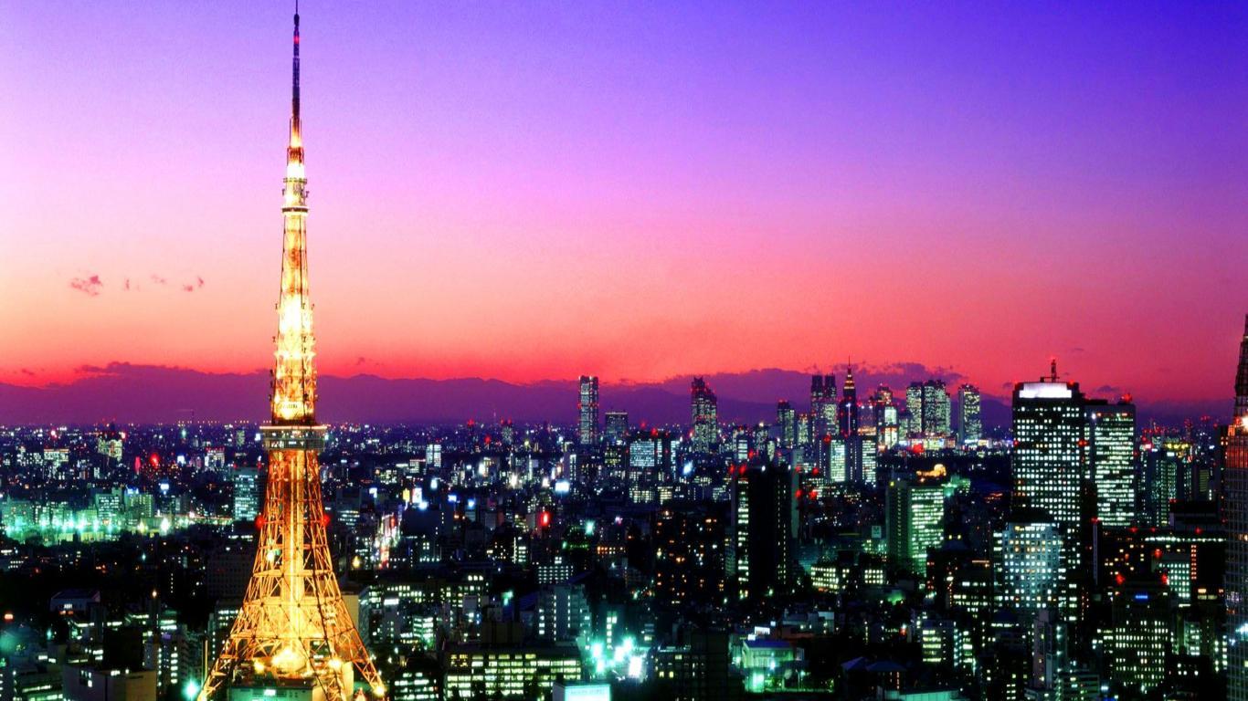 โตเกียวทาวเวอร์