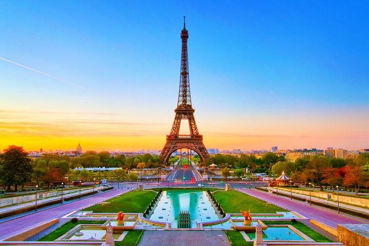 ไฮไลท์สถานที่ท่องเที่ยวสุดฮ็อตในปารีส นครแห่งศิลปะ ความงาม และความโรแมนติก