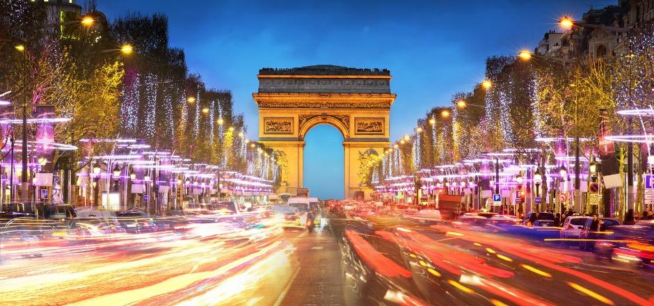 เปิดโผ 10 อันดับเมืองที่สวยที่สุดในโลก