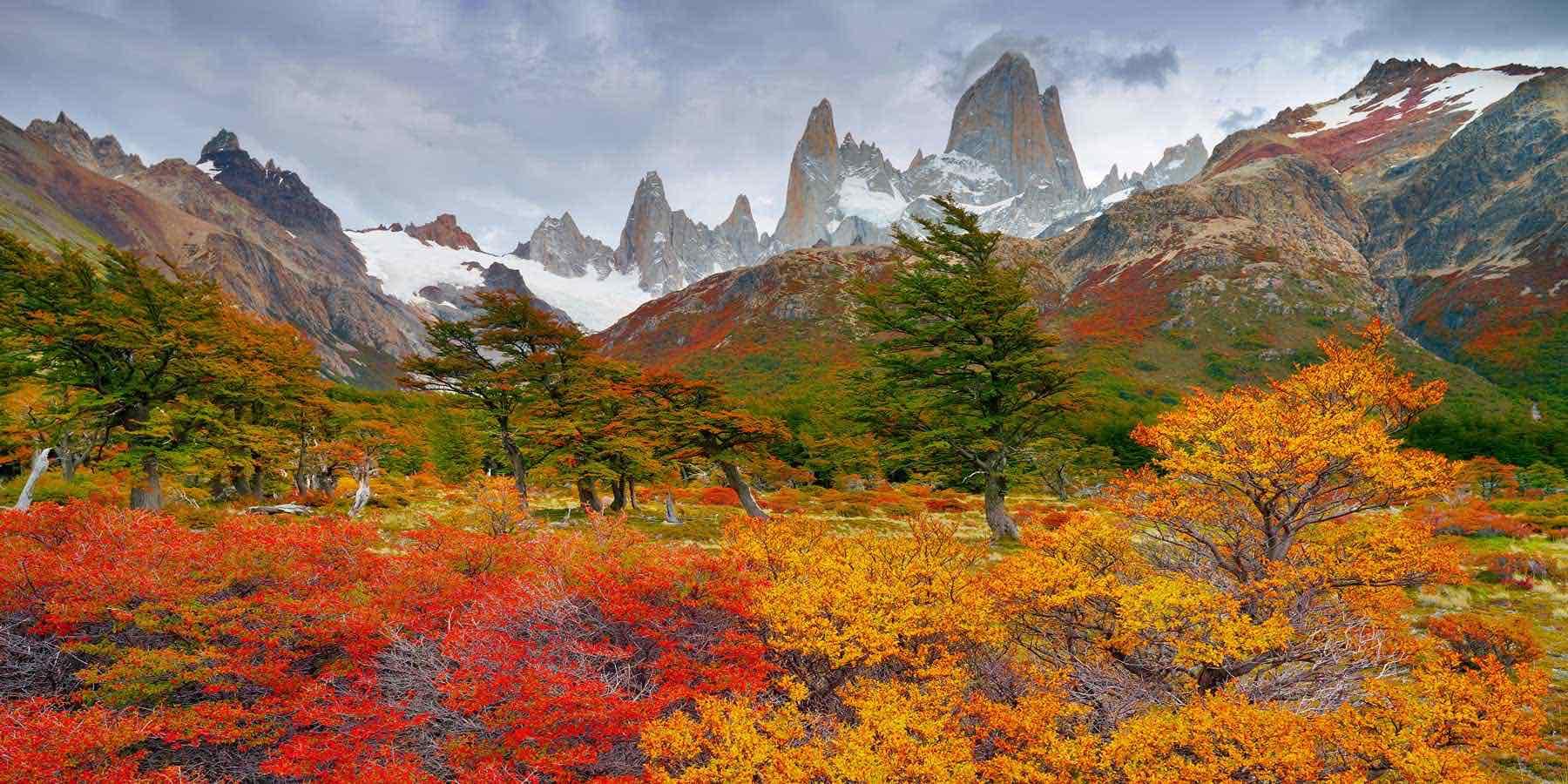 ไปท่องโลกชมมหัศจรรย์สีสันของฤดูใบไม้ร่วงที่ 8 ดินแดนผจญภัยสำหรับขาลุย