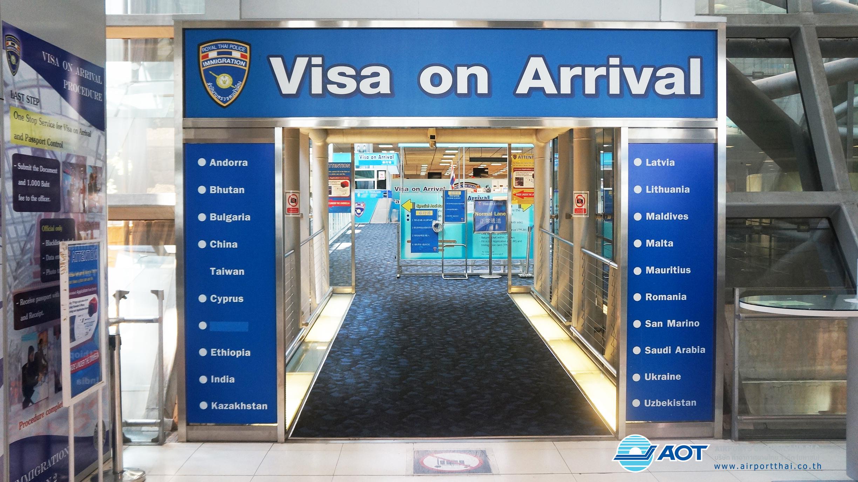 Visa on Arrival ประตูสู่การเที่ยวต่างประเทศอีกหลายแห่งทั่วโลก