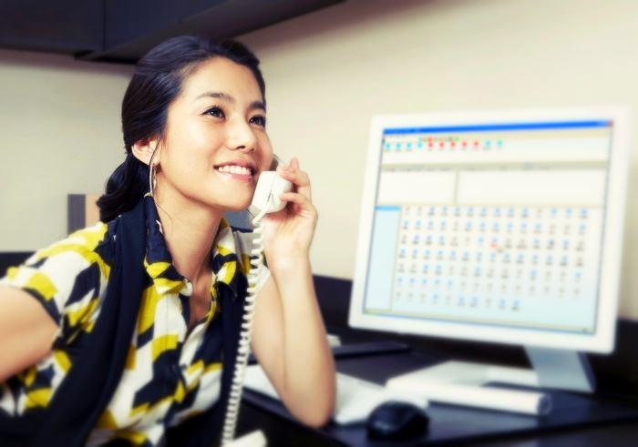รับสมัครพนักงานขายและติดต่อประสานงาน