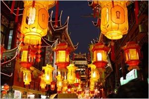 เทศกาลที่สำคัญของประเทศจีน