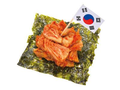 กิมจิ อาหารเกาหลี