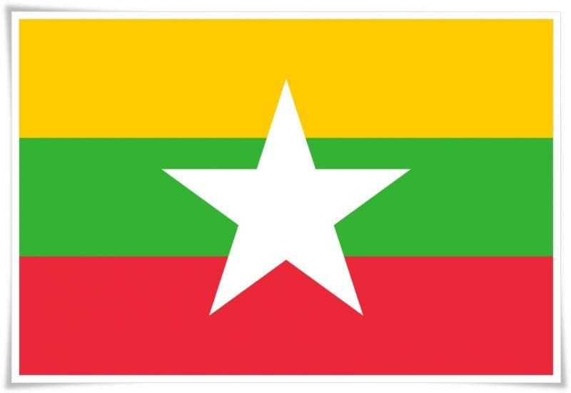 วัฒนธรรมของพม่าได้รับอิทธิพลทั้งจากจีน อินเดีย และไทยมาช้านาน ดังสะท้อนให้เห็นในด้านภาษา ดนตรี และอาหาร