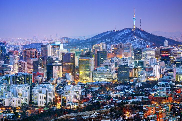 กรุงโซล, เกาหลี