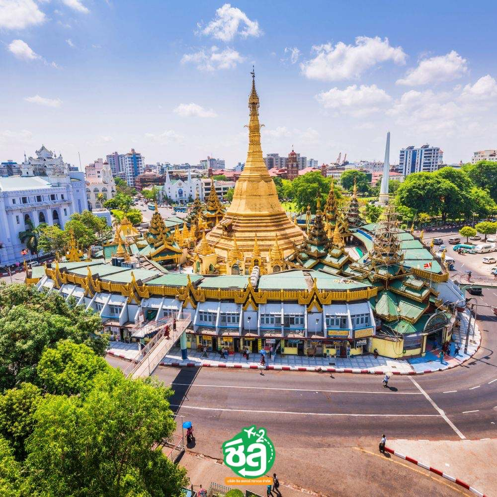 เจดีย์สุเล (Sule Pagoda)
