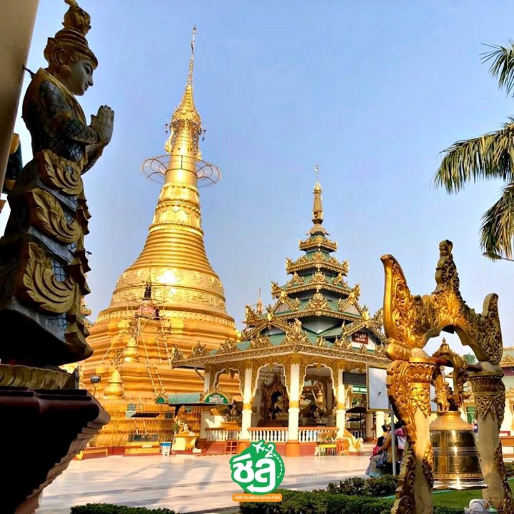 เจดีย์เอ่งต่อหย่า (Eain Taw Yar Pagoda)