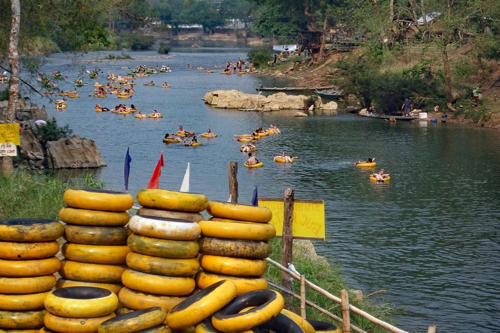 Song River Tubing