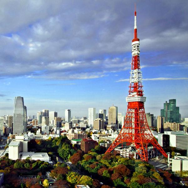 โตเกียว ทาวเวอร์