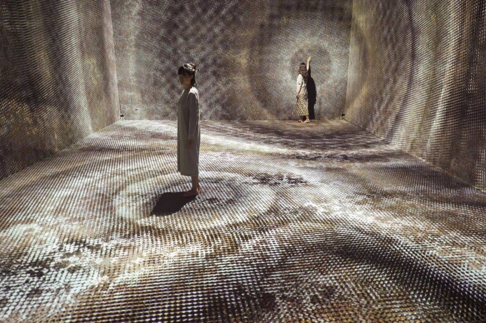 People Create Space and Time, at the Confluence of their Spacetime New Space and Time is Born