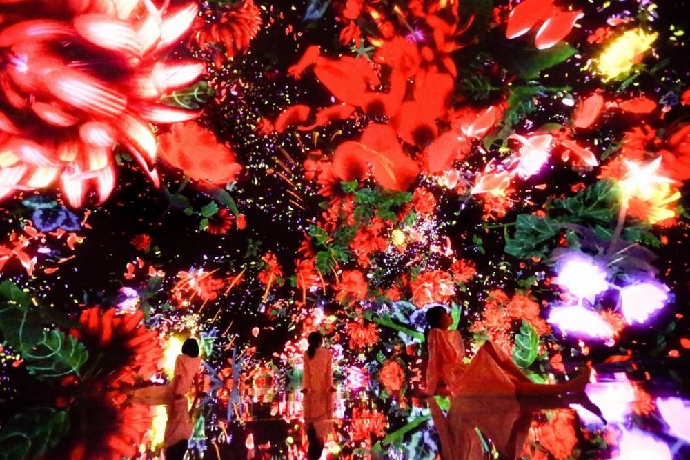 teamLab Planets TOKYO