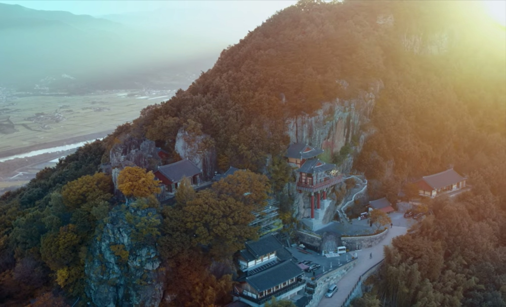 Saseongam Hermitage