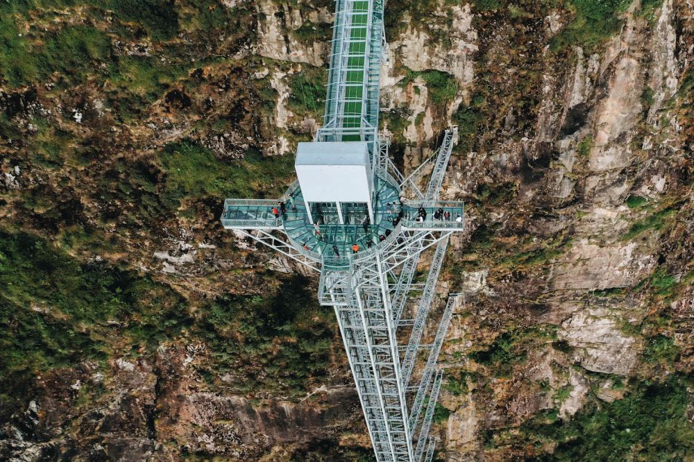 Rong May Glass Bridge