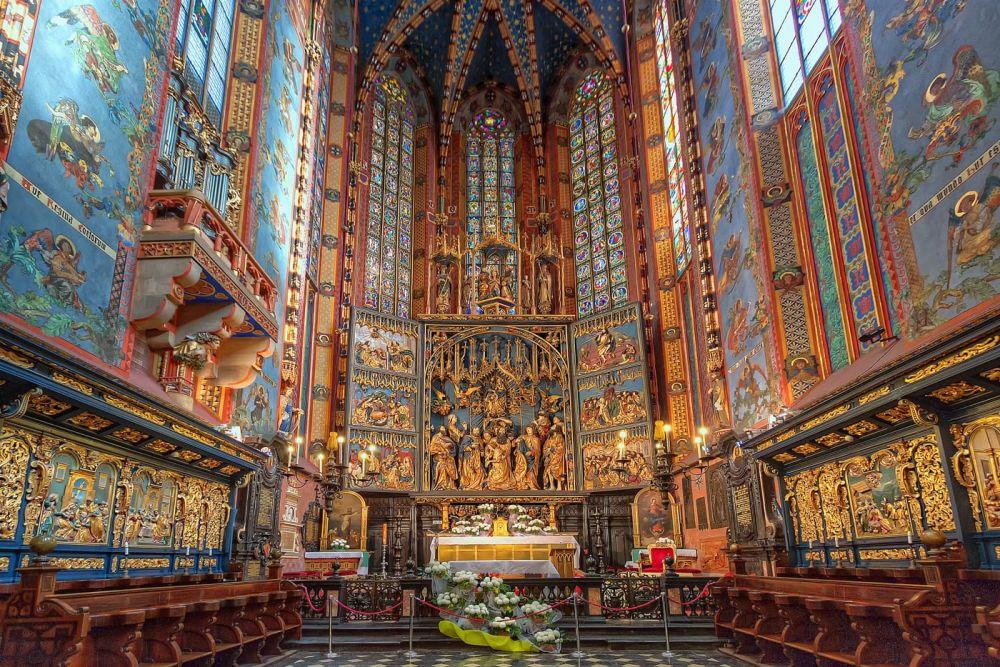 โบสถ์เซนต์แมรี