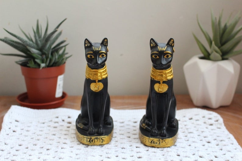 ตุ๊กตาแมวอียิปต์