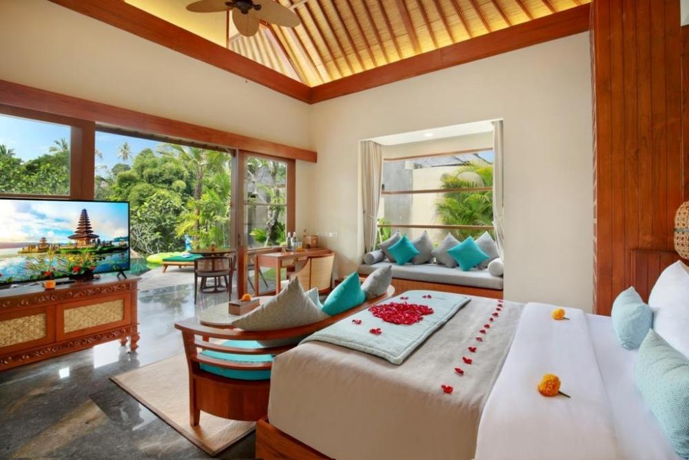 อักซารี รีสอร์ต อูบุด (Aksari Resort Ubud)