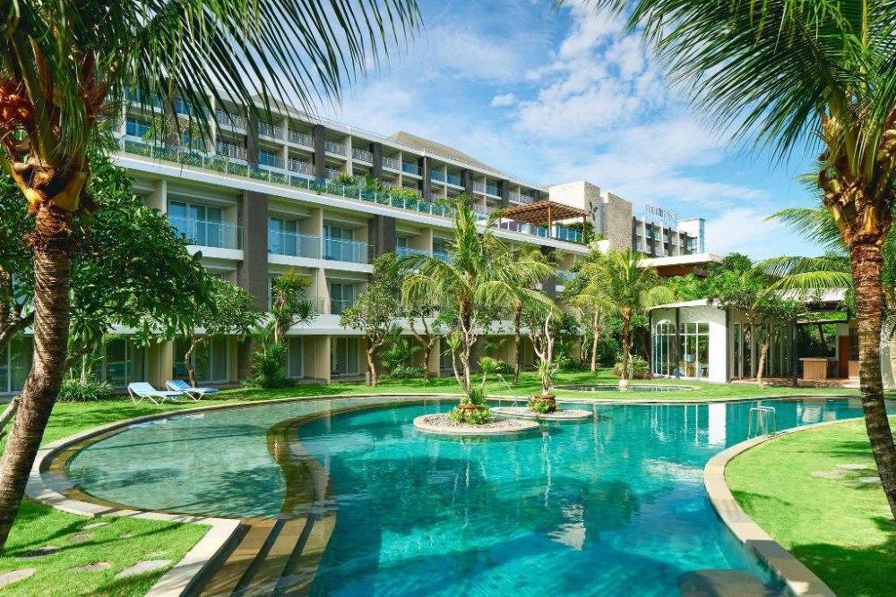 โฟร์ พอยท์ส บาย เชอราตัน บาหลี อันกาซาน (Four Points by Sheraton Bali Ungasan)