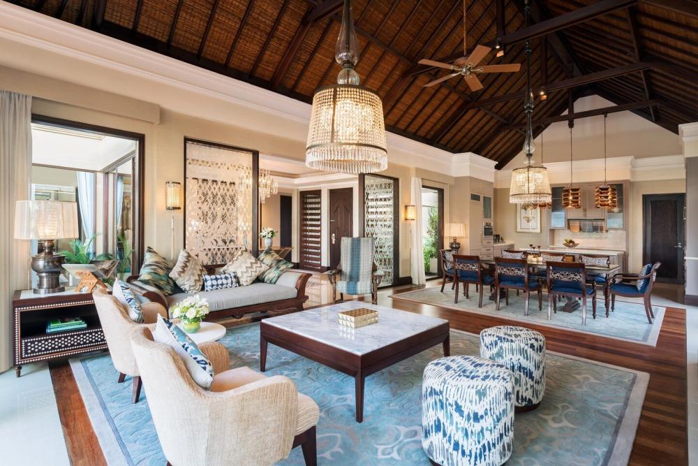 เดอะ เซนต์ รีจิส บาหลี รีสอร์ต (The St. Regis Bali Resort)