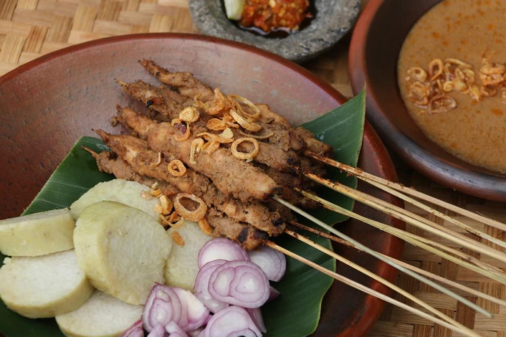 สะเต๊ะ อายัม (Sate Ayam)