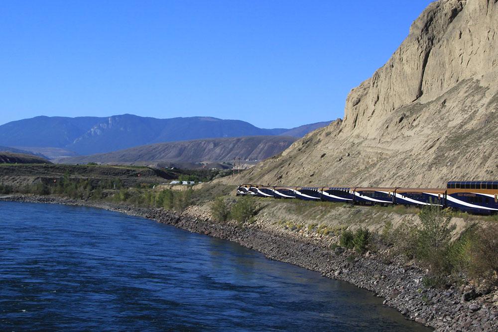 Rocky Mountaineer Rail