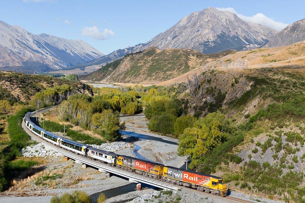 TranzAlpine Express