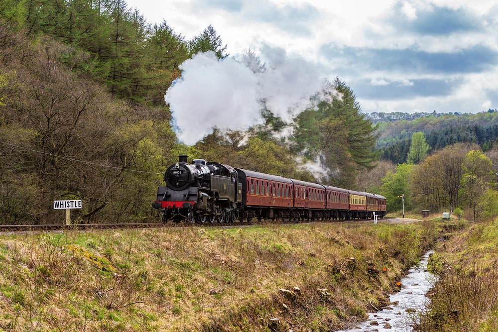 North Yorkshire Moors Railroad2