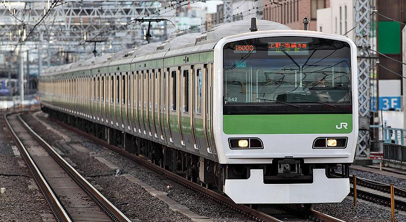 รถไฟฟ้าโตเกียว