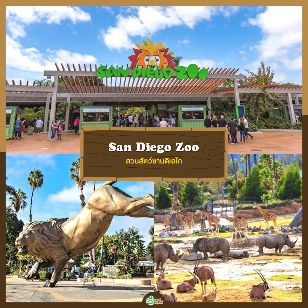 สวนสัตว์ซานดิเอโก