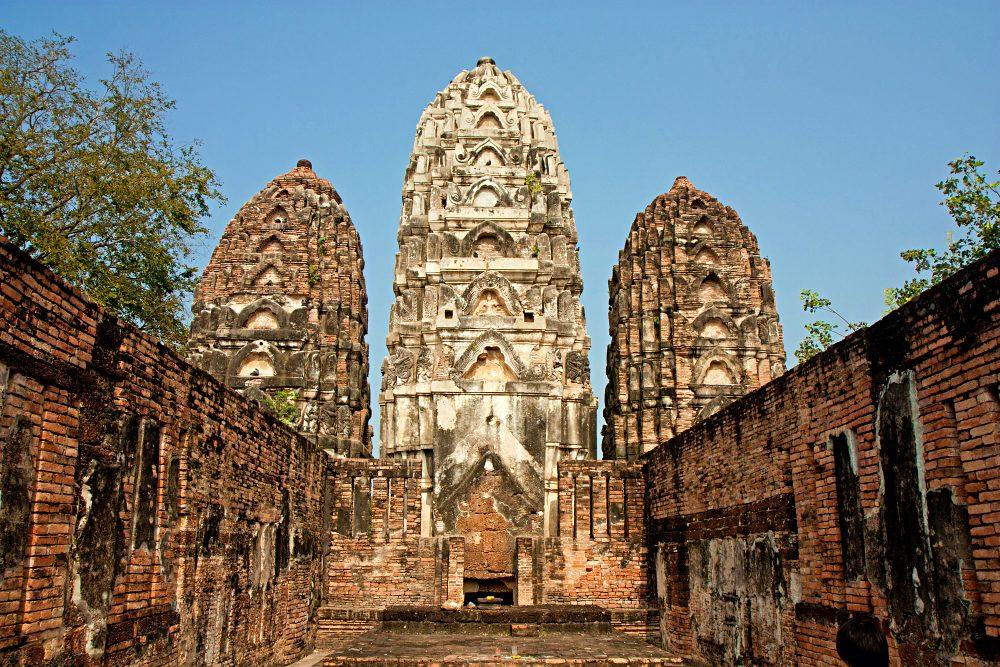 วัดศรีสวาย (Wat Si Sawai)