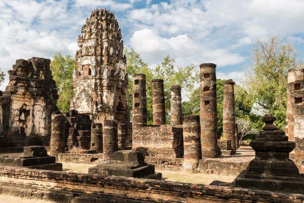 วัดพระพายหลวง (Wat Phra Phai Luang)