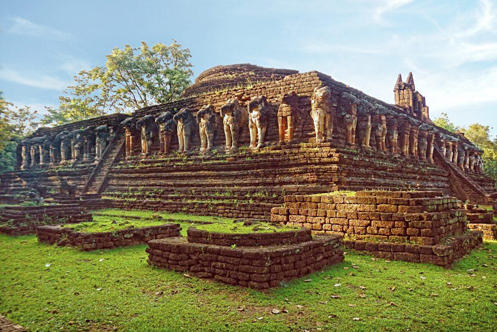 วัดช้างรอบ (Wat Chang Rop)