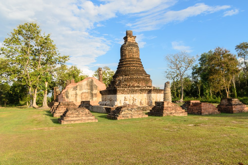 วัดเจดีย์สี่ห้อง (Wat Chedi Si Hong)