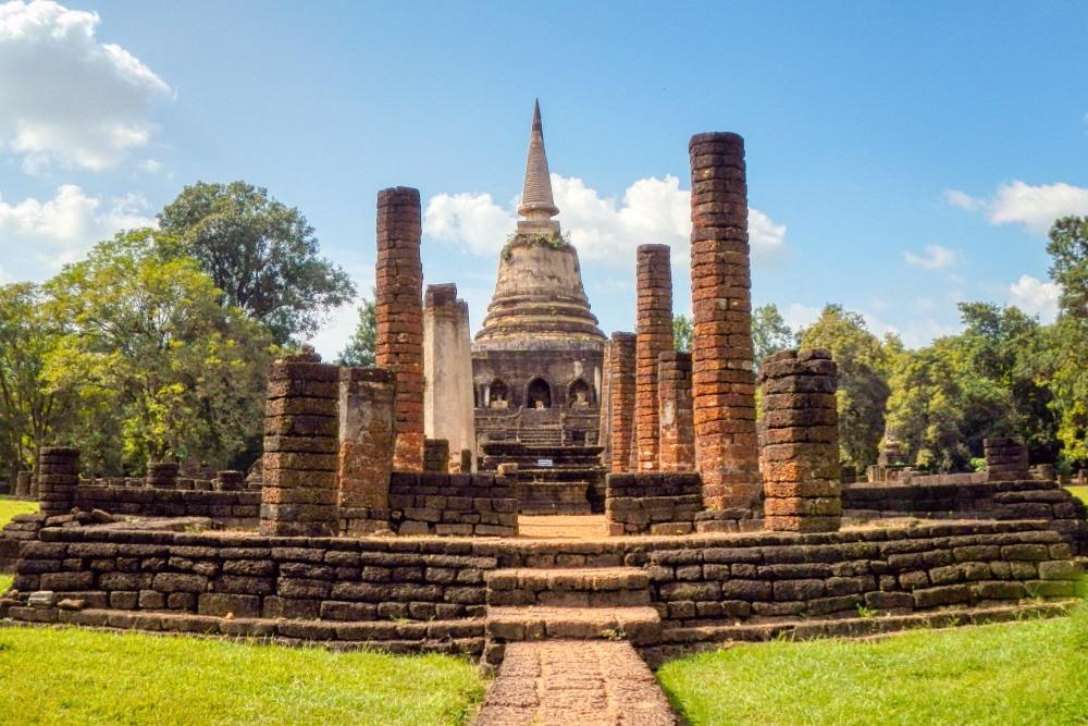 วัดช้างล้อม (Wat Chang Lom)
