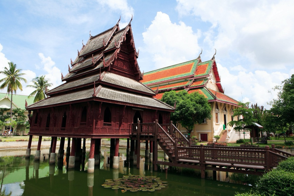 วัดทุ่งศรีเมือง (Wat Thung Si Meuang)