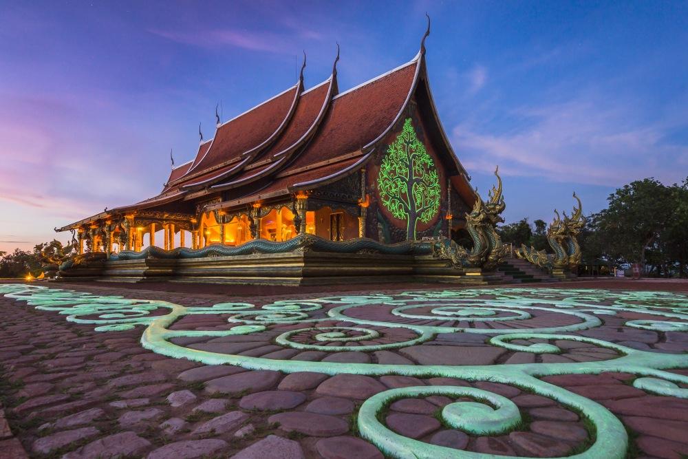 วัดสิรินธรวรารามภูพร้าว (Wat Sirindhorn Wararam)