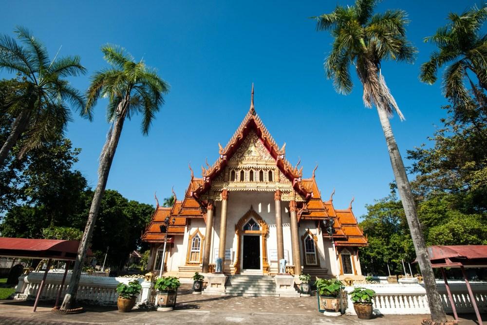 วัดศรีอุบลรัตนาราม (Wat Si Ubon Rattanaram)